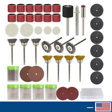 Rotary Tools Accessories Kit 186pcs Abrasive Tools Set For Dremel Rotray Tools