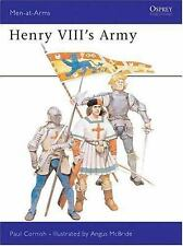 Henry VIII's Army No. 191 by Paul Cornish (2000, Paperback)