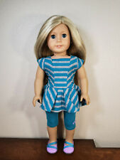 Authentic American Girl Doll Clothes 18 Inches McKenna's Meet Outfit