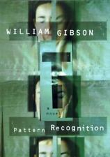 Pattern Recognition by William Gibson (2003, Paperback) Advance Reader Copy!!!