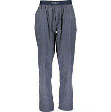 Mens Hackett Pyjama Lounge Wear Bottoms Trousers Navy White Size Large BNWT