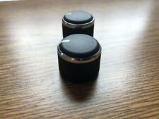 (2x) 05-10 Chrysler 300 Dodge Charger Magnum Temperature AC Control Knobs, Small