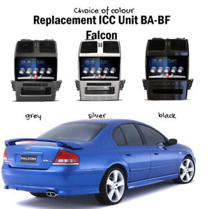 New Ford Falcon Sat Nav ICC Replacement to Suit BA BF Falcon Version 4