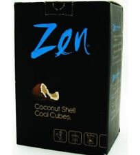 ZEN 100 minutes burning time Shisha Coal Coconut 907g