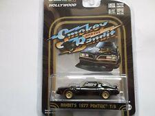 Greenlight - Smokey and the Bandit 1977 Pontiac Trans Am - 1/64 - NEW