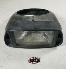 KAWASAKI Bayou 185 (KLT185) OEM Headlight lamp & case housing shroud bezel cover