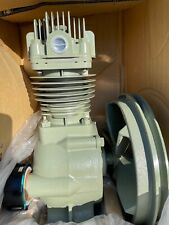 New Hitachi Oilless Compressor 15ou 95cgh With Flywheel No Motor 2hp