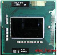 Intel Core i7 720QM 1.6Ghz 6MB SLBLY PGA 988 Socket G1 CPU Mobile Processor