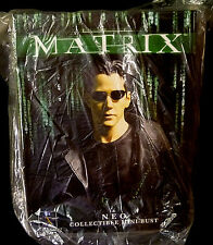 Matrix  Movie Neo Gentle Giant Keanu Reeves Bust Statue New