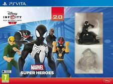 Disney Infinity Marvel Super Heroes Starter Pack