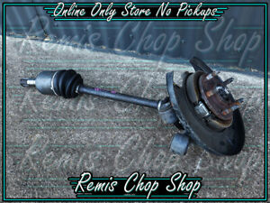 RH Right Drive Shaft CV Axle & Hub V8 WM VE Calais HSV Parts - Remis Chop Shop