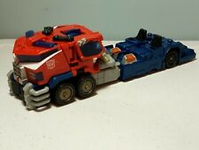 2005 Hasbro Transformers Cybertron Leader Class Optimus Prime