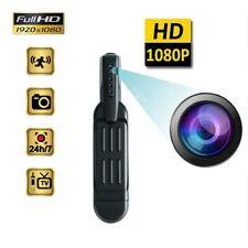 Mini Hidden Body Camera, Ehomful 1080P HD Spy Camera Portable Clip Worn Pen UK
