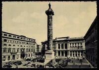 Cpsm / Cpm Italie Roma - la place Colonna KT019