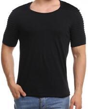 Biker Halbarm Herren-T-Shirts mit Motiv