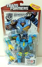 TRANSFORMERS NIGHTBEAT ACTION FIGURE DELUXE IDW GENERATIONS 30TH ANN. HASBRO
