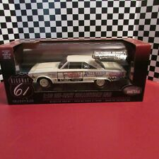 Highway 61,1967 Plymouth Belvedere II,Stiles & Stahl, Superstock,1:18 sc.diecast