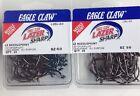 Snapper Hooks Eagle Claw Octopus 5/0 29pcs 6/0 23 Pcs