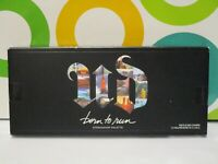 URBAN DECAY ~ BORN TO RUN EYESHADOW PALETTE ~ FULL SIZE BOXED