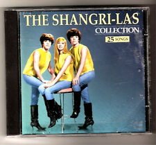 THE SHANGRI-LAS COLLECTION - 25 SONGS