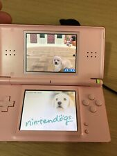 Nintendo DS Lite Pink With 4 Games
