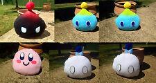 NEW Handmade Sonic The Hedgehog Neutral/Hero/Dark Chao Pillow Plush (& Kirby!)