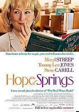 Hope Springs (2012) [DVD], Very Good DVD, Jean Smart,Elisabeth Shue,Steve Carell