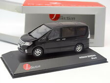 J Collection 1/43 - Nissan Serena Negra