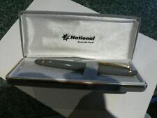 National bank pen