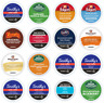 Flavored K Cup Coffee Variety Pack, Fresh Brand Name K-Cup Sampler, 40 Count