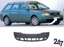 NEW AUDI A6 C5 1997 - 2001 FRONT BUMPER WITHOUT HEADLIGHT WASHER HOLES