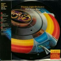 ELECTRIC LIGHT ORCHESTRA Out Of The Blue - 2LP / Picture Vinyl + DL