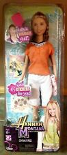 Hannah Montana Original NIB Lilly's Summer Stuff Cool Stickers for You Doll