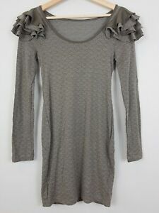 [ METALICUS ] Womens L/S Dress  | One Size