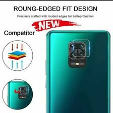HD Clear Tempered Glass Camera Lens Screen Protector For Redmi Note 9S/Pro/Max