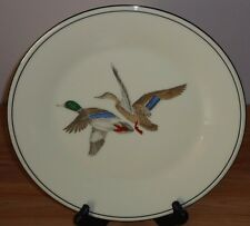 "Lenox Wild Ducks 10.5"" Collector's Special Edition Plate made in Usa Hunting"