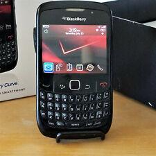 BlackBerry Curve 8530 - Black (Verizon) Smartphone In Original Box