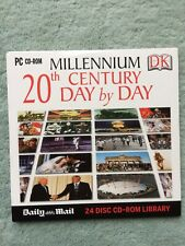 PC CD-Rom: Millennium 20th Century Day by Day
