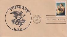 1983 #2063 CHRISTMAS MADONNA AND CHILD FDC POSTMARK CACHET UA! GEM!