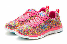 Canvas Lace Up Running Shoes for Women