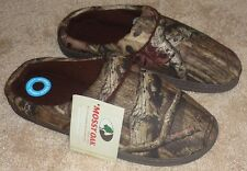 MENS SIZE 11-12 LARGE CAMO CLOG SLIPPERS BY MOSSY OAK - NEW W/TAG!