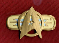 Star Trek TWOK  Wrath of Khan - PolyUrethane Chest Insignia