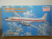 "Minicraft DC-6B Civil Air Transport Model - ""Legends of Aviation"" Super 144"