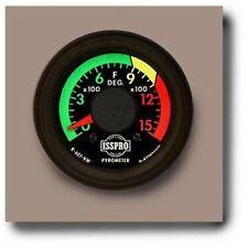 Isspro R607VW Classic Series Pyrometer Gauge 0-1500°F Universal