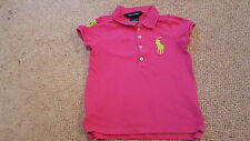 Ralph Lauren Logo T-Shirts & Tops (2-16 Years) for Boys