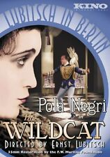 The Wildcat (1921) Director: Ernst Lubitsch (DVD) Region-1, Like new, free post
