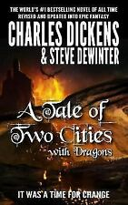 A Tale of Two Cities with Dragons (Paperback or Softback)
