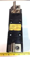 BUSS 200A 600V FUSE HOLDER H60200-1CR 101167 *PZB*