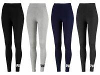 PUMA Damen Essential Leggings ESS Tight Hose Fitnesshose Sporthose 851818