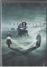 X FILES SEASON 2 (DVD, 7-Disc Set, Thinpak) NEW